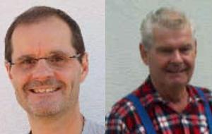 Horst und Karl Autenrieth